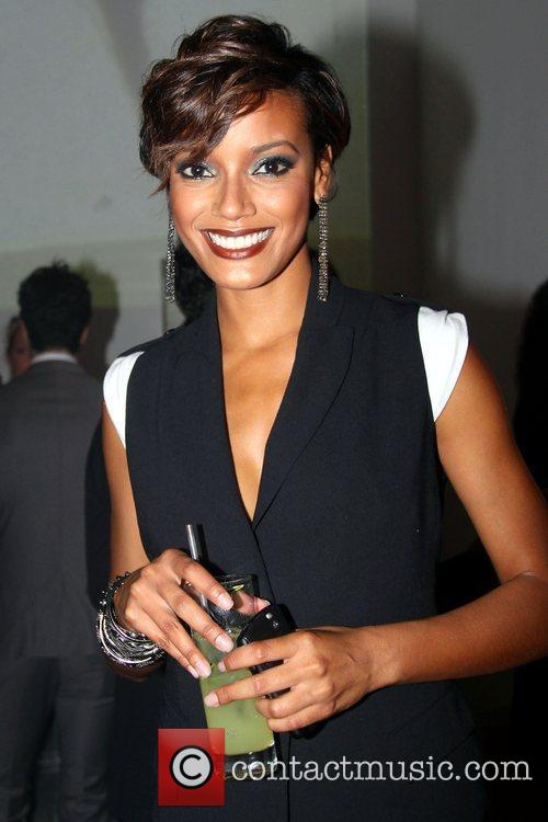 Selita Ebanks 2009 Whitney Contemporaries Art Party and...