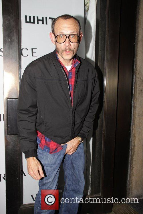 Terry Richardson 2009 Whitney Museum Gala at The...
