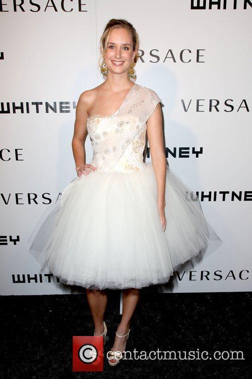 Rachelle Hruska  2009 Whitney Museum Gala at...