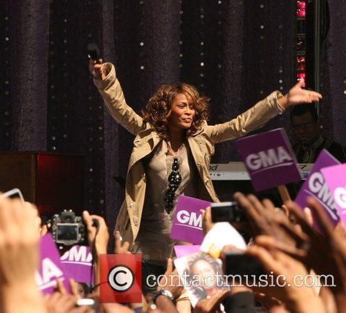 Whitney Houston, Good Morning America