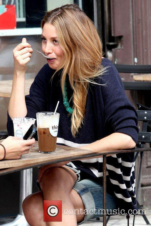 Whitney Port and Mtv 6
