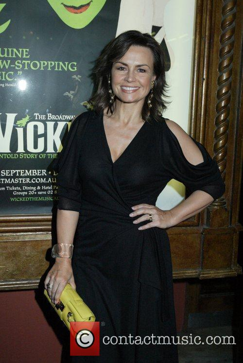 The opening night of the Broadway musical 'Wicked'...