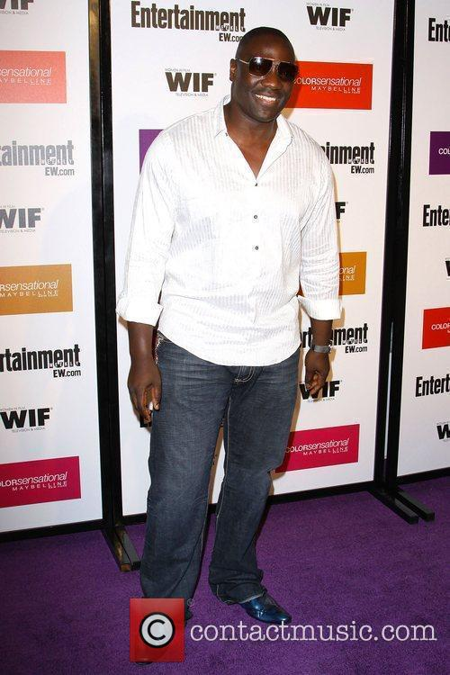 Adewale Akinnuoye-agbaje and Entertainment Weekly 1