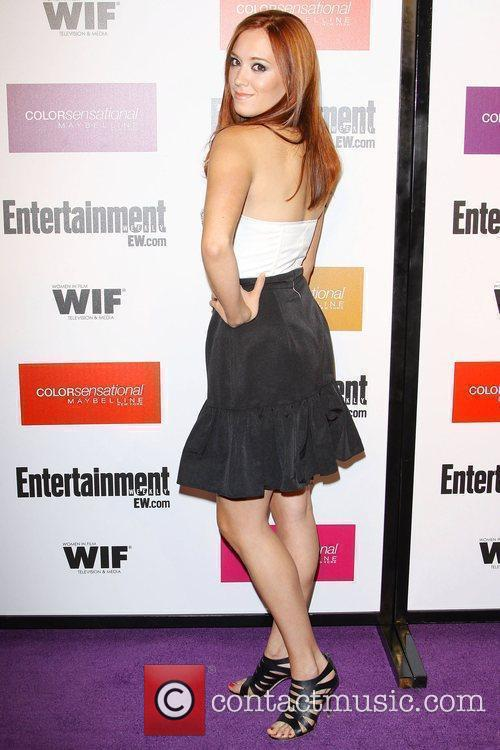 Andrea Bowen 2009 Entertainment Weekly & Women In...