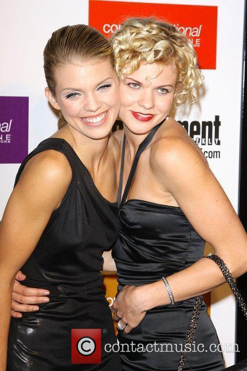 Annalynne Mccord and Entertainment Weekly 5