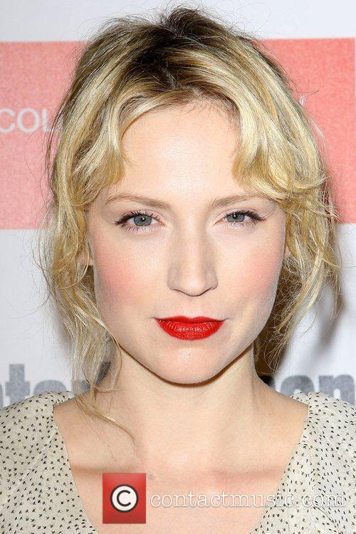 Beth Riesgraf and Entertainment Weekly