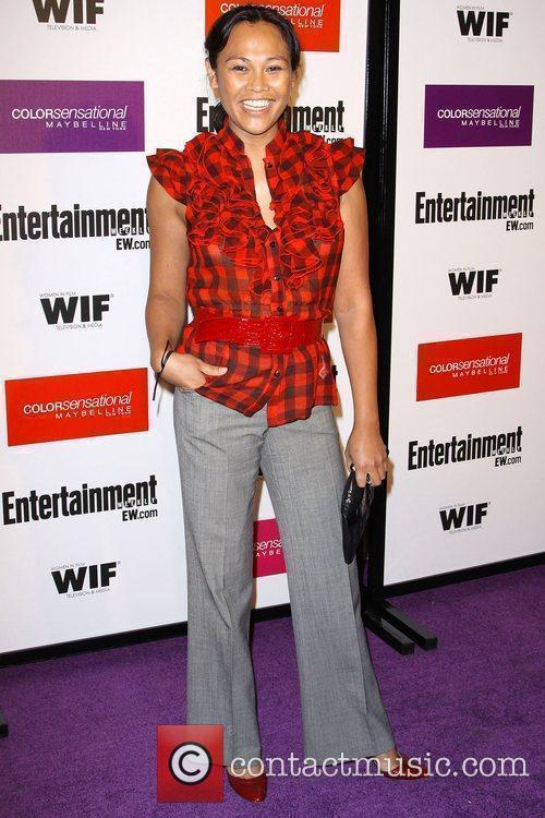 Cassandra Hepburn 2009 Entertainment Weekly & Women In...