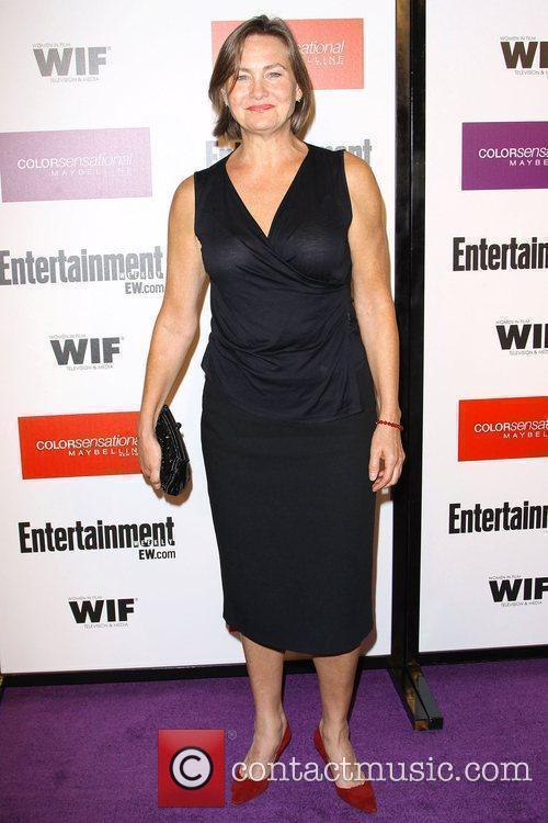 Cherry Jones and Entertainment Weekly 2