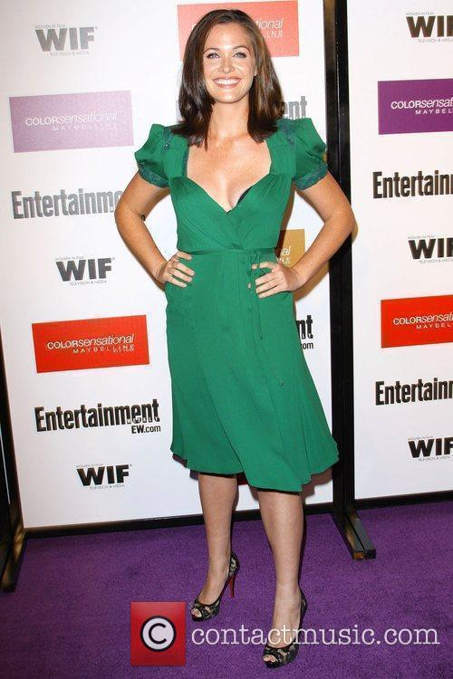 Christine Woods and Entertainment Weekly 1