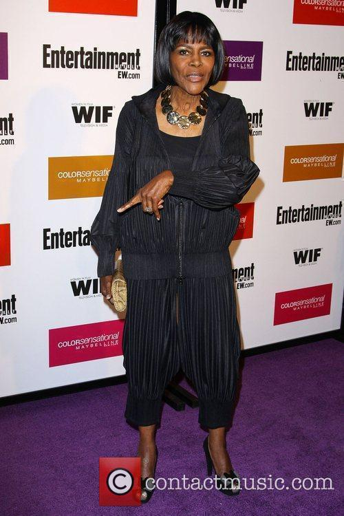 Cicely Tyson and Entertainment Weekly 1