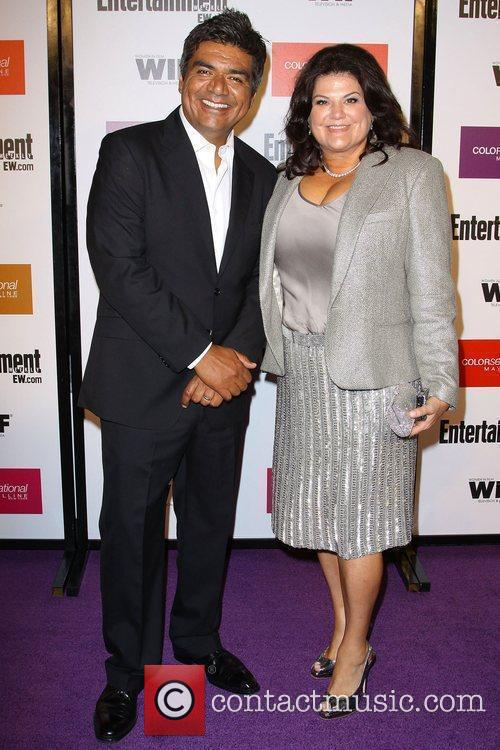 George Lopez and Entertainment Weekly 1