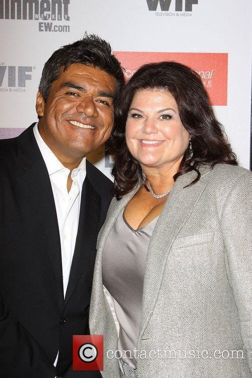 George Lopez and Entertainment Weekly 2