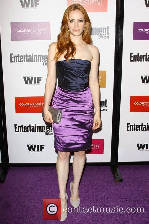 Jaime Ray Newman and Entertainment Weekly 1