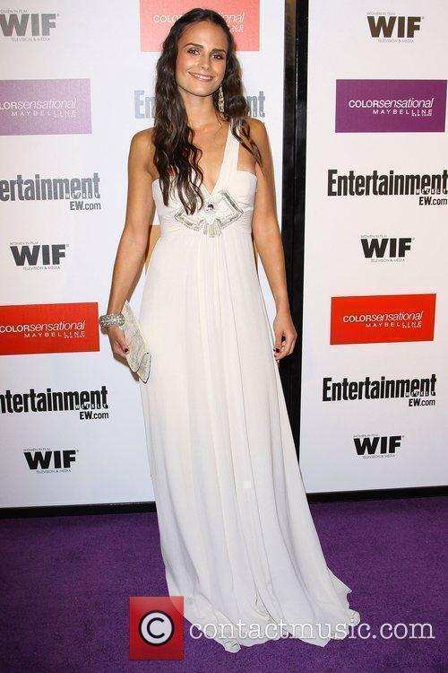 Jordana Brewster 2009 Entertainment Weekly & Women In...