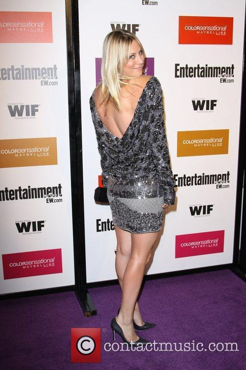 Kaley Cuoco and Entertainment Weekly 4