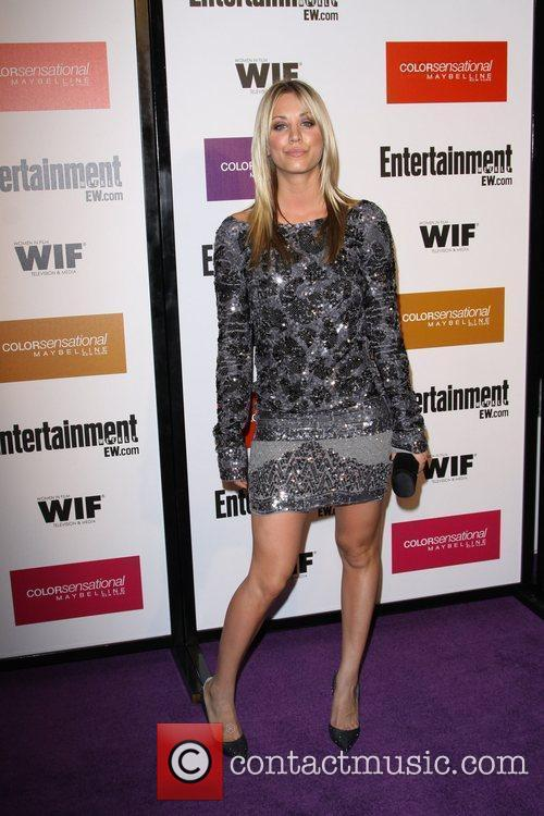 Kaley Cuoco and Entertainment Weekly 2