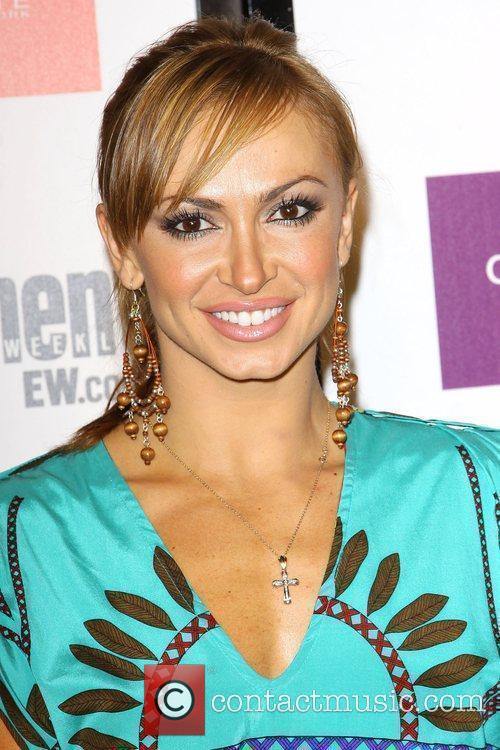 Karina Smirnoff and Entertainment Weekly 2