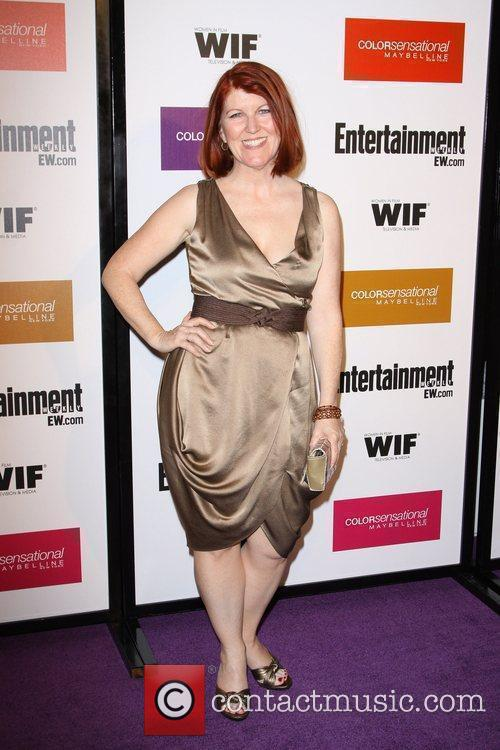 Kate Flannery and Entertainment Weekly 1
