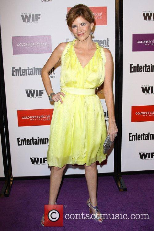Melinda Mcgraw and Entertainment Weekly 2