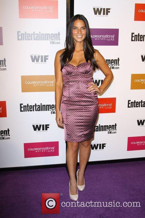 Olivia Munn and Entertainment Weekly 5