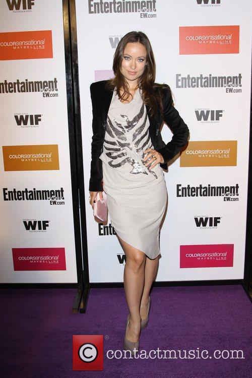 Olivia Wilde and Entertainment Weekly 1