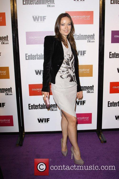 Olivia Wilde and Entertainment Weekly 4