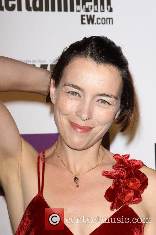 Olivia Williams and Entertainment Weekly 2