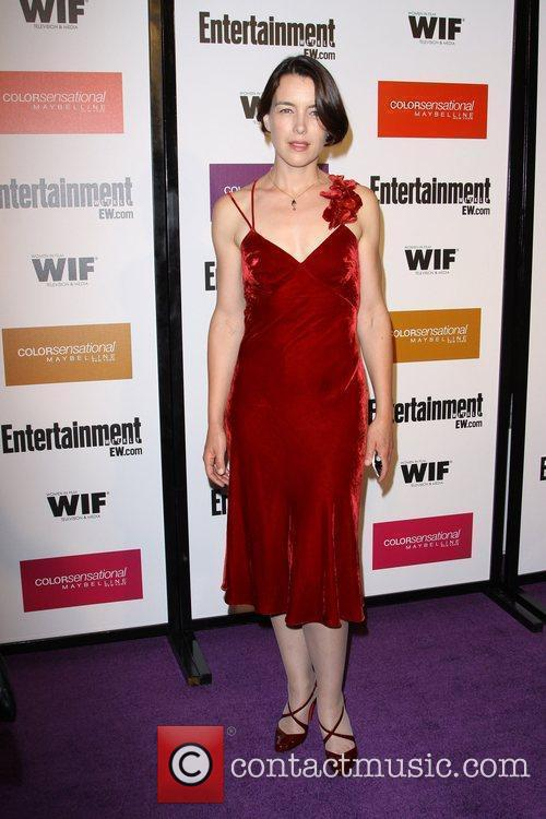 Olivia Williams and Entertainment Weekly 1