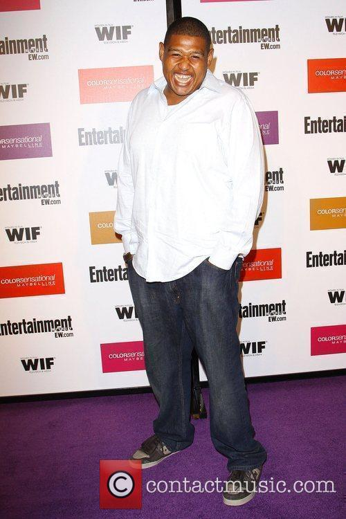 Omar Benson Miller and Entertainment Weekly 2