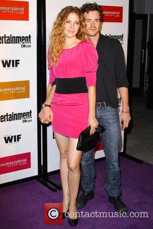 Rachelle Lefevre and Jamie Thomas King 2009 Entertainment...