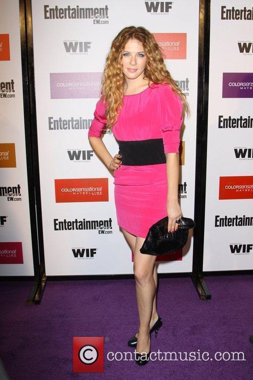 Rachelle Lefevre 2009 Entertainment Weekly & Women In...