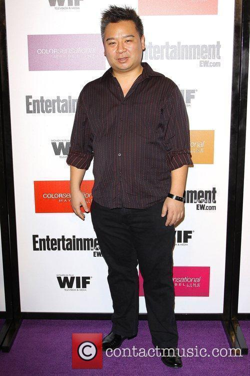 Rex Lee and Entertainment Weekly 6