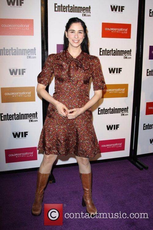 Sarah Silverman and Entertainment Weekly 2