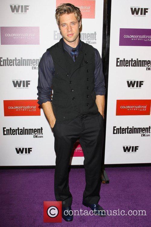 Shaun Sipos 2009 Entertainment Weekly & Women In...
