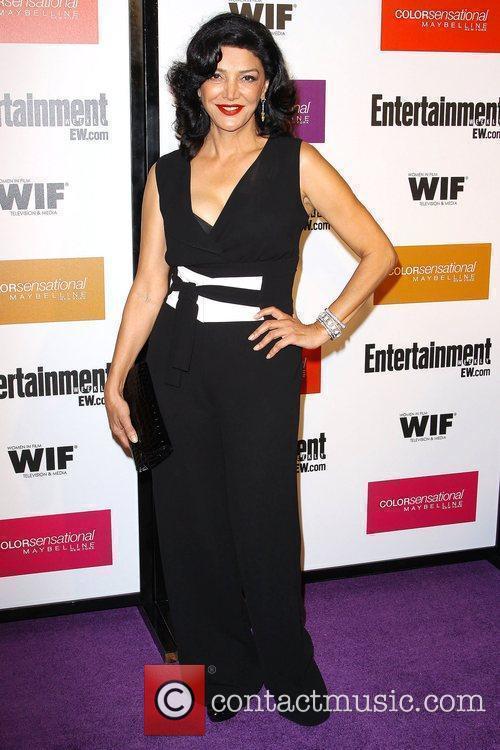 Shohreh Aghdashloo and Entertainment Weekly 7
