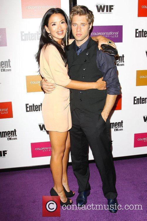 Stephanie Jacobsen and Entertainment Weekly 2