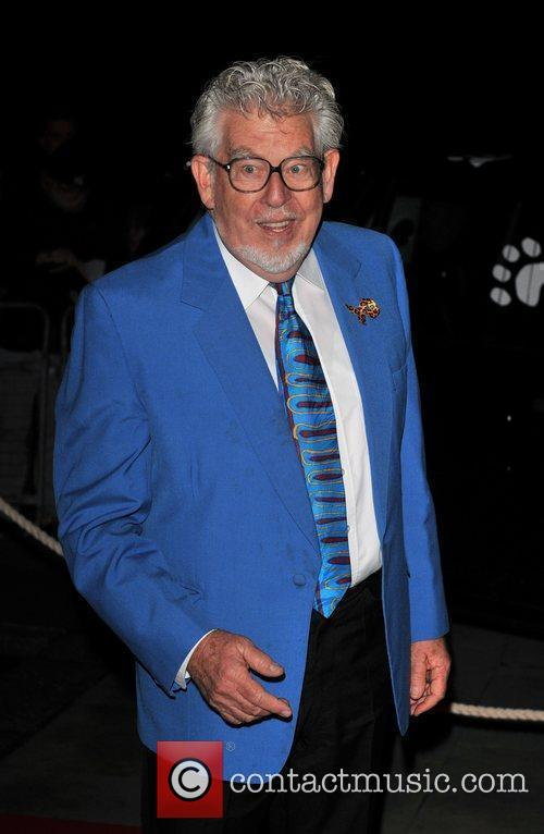 Rolf Harris 'Born Free: Wild And Live' charity...