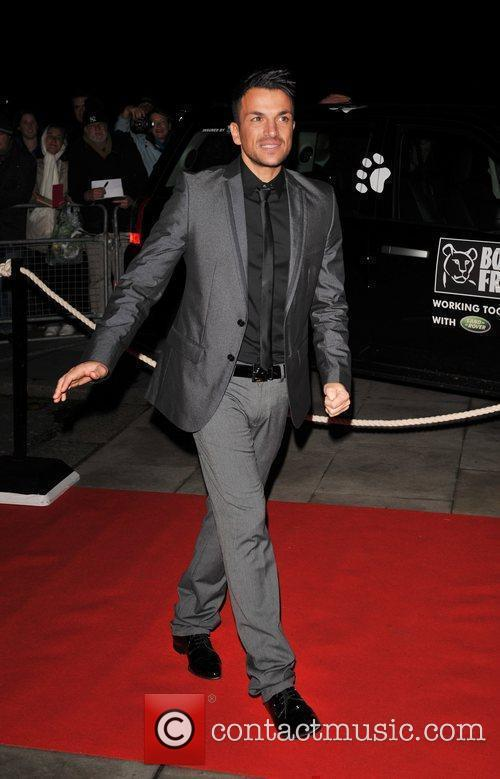 Peter Andre 'Born Free: Wild And Live' charity...