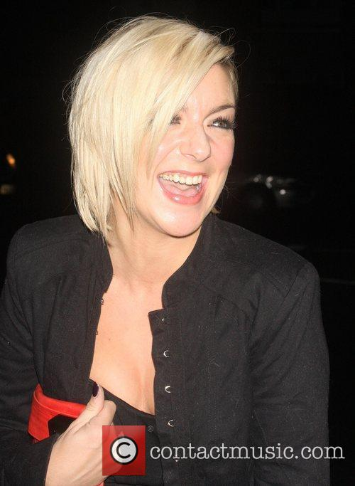 Sheridan Smith The Willow Foundation's 10th anniversary dinner...