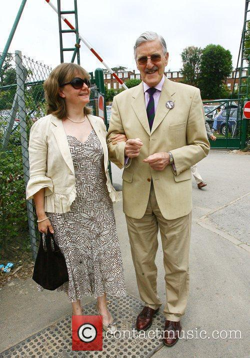 The Championships, Wimbledon day 1 - celeb arrivals