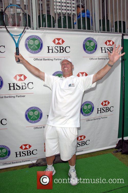 HCBC presents Wimbledon 2009 at Rockefeller Center