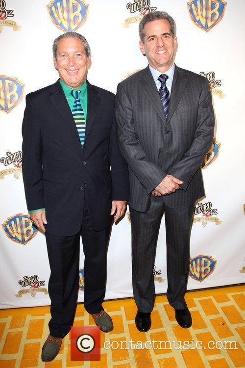 Brad Globe & Jeff Baker Warner Brothers Entertainment...