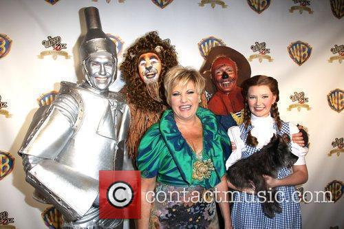 Lorna Luft & cast Warner Brothers Entertainment presents...