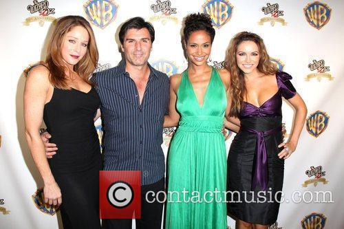 Shannon Kane, Jamie Luner, Chrishell Stause and guest...