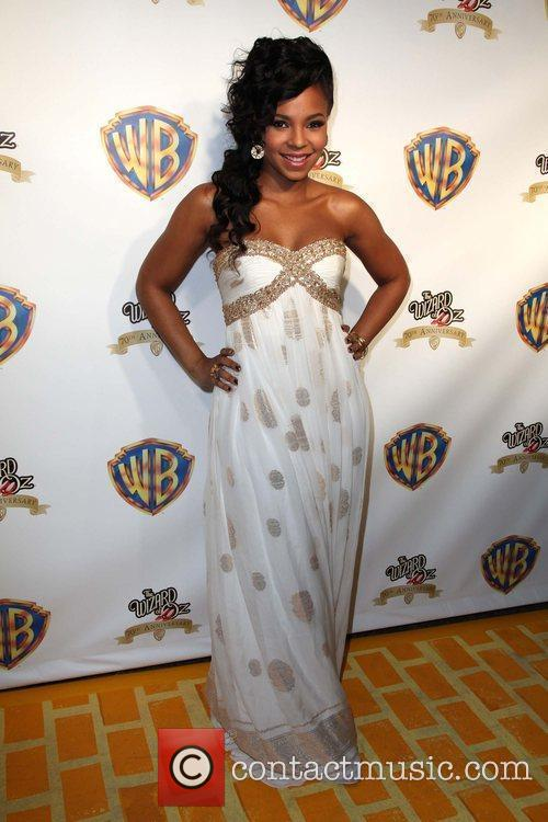 Ashanti and The Wizard Of Oz 5