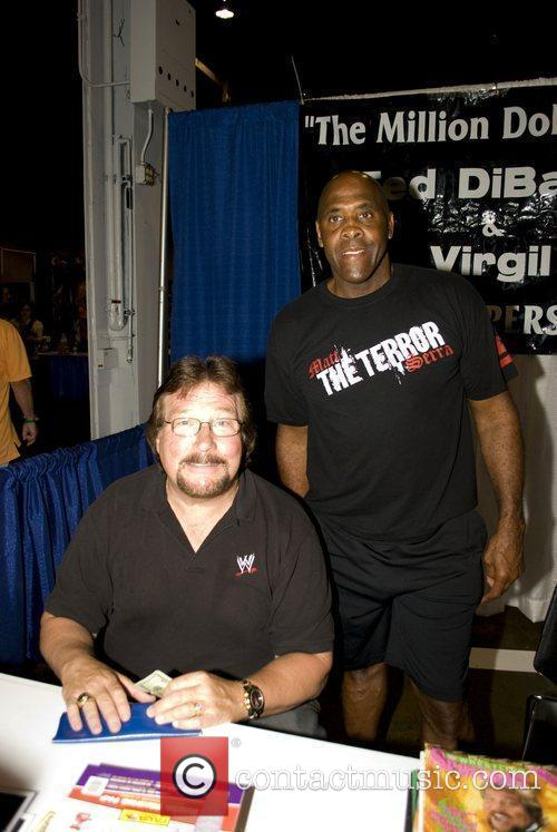 Ted Dibiase and Chicago 8
