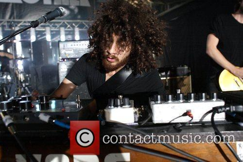 Andrew Stockdale and Wolfmother 11