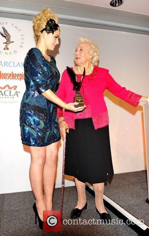 Katherine Jenkins and Dame Vera Lynn 3