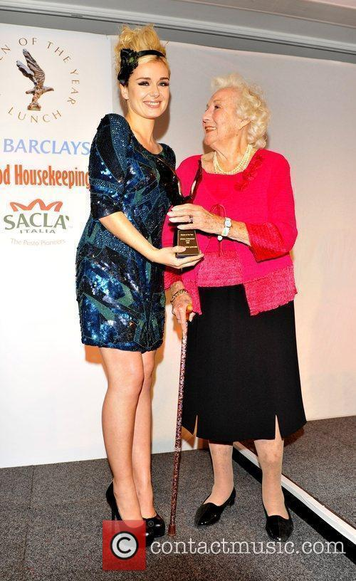 Katherine Jenkins and Dame Vera Lynn 5