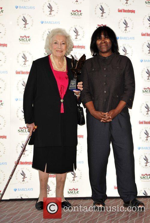 Joan Armatrading and Dame Vera Lynn 3